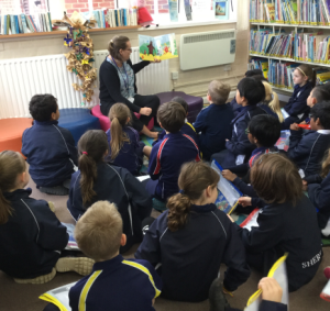 Year 3 Library Time