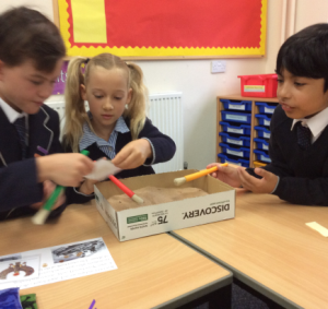 Time Capsules and Artifacts in Year 4