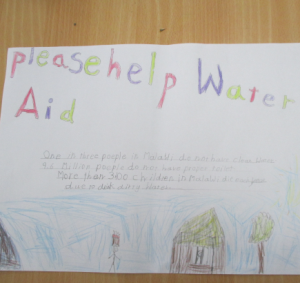Year 2 Water Walk for Charity