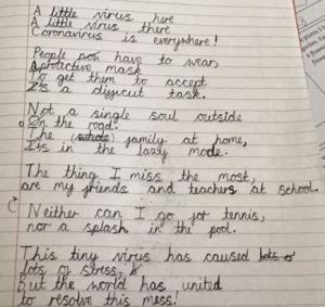 Year 3 Poems