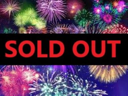 Firework Display Sold Out!