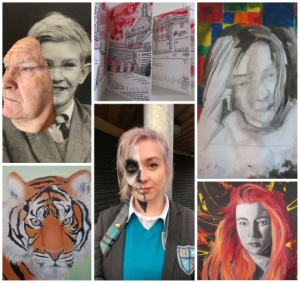 GCSE Art and Design Exhibition