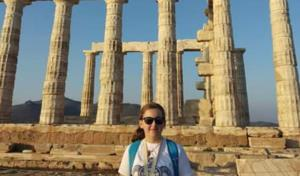 FAWCO Youth Volunteer in Athens