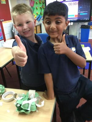 Year 1s Scientific Investigation