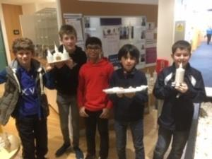 Sherfields First Lego League