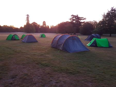 Year 7 Camp out